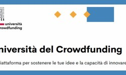 Bicocca Università del crowdfunding lancia call
