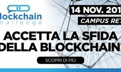 Blockchain challenge evento a Busto Arsizio