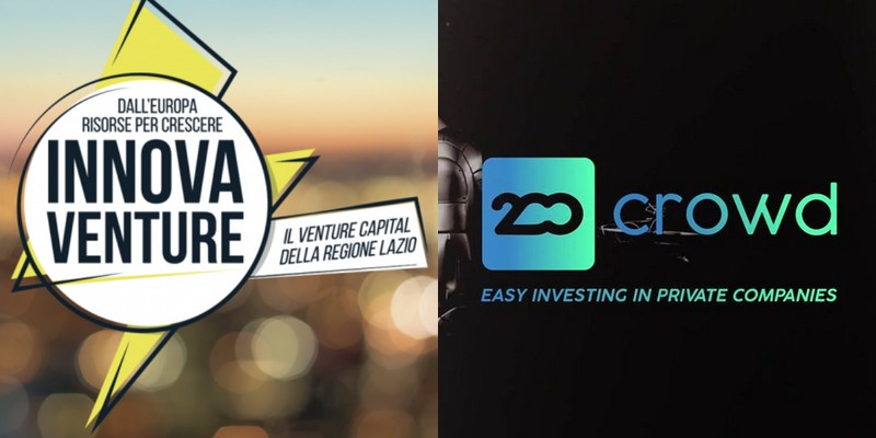Accordo Fondo Venture Capital innova venture e portale equity crowdfunding 200crowd