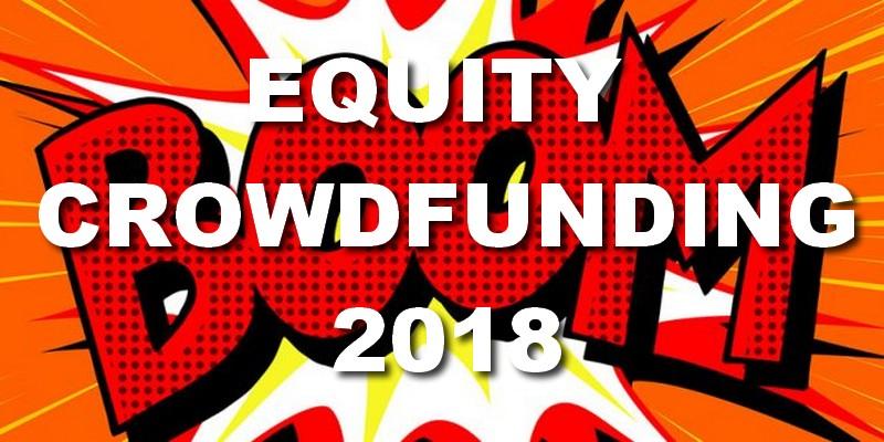 Boom equity crowdfunding in Italia nel 2018