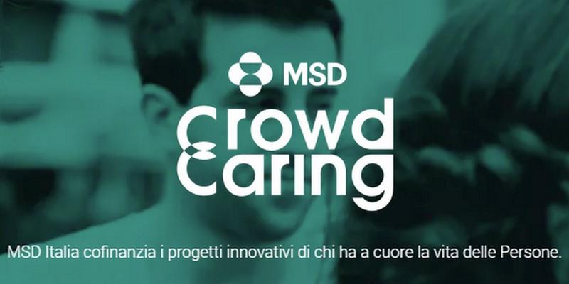 Casa farmaceutica MSD lancia call reward crowdfunding con Eppela