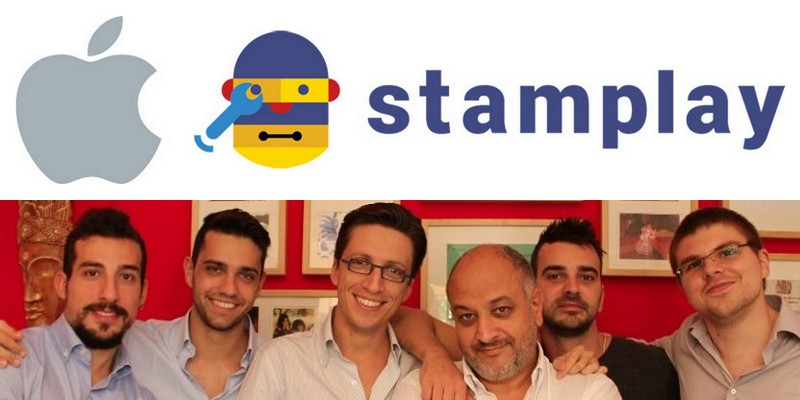 Apple acquisisce startup italiana Stamplay exit equity crowdfunding