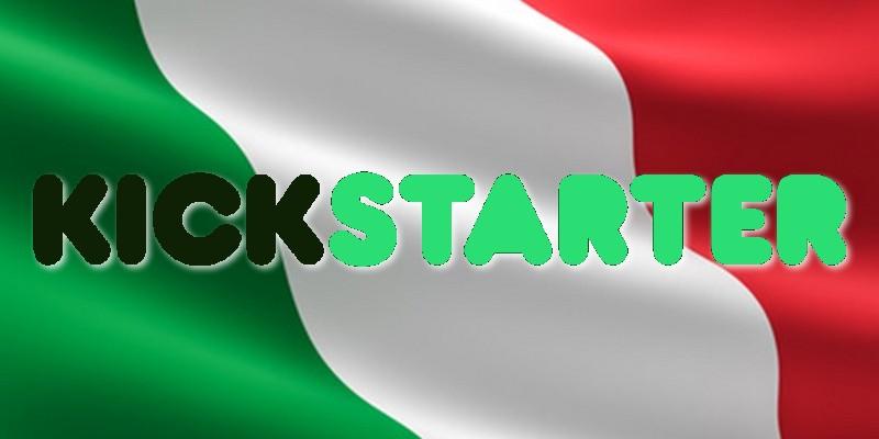 Il gigante mondiale del crowdfunding Kickstarter da oggi parla anche italiano