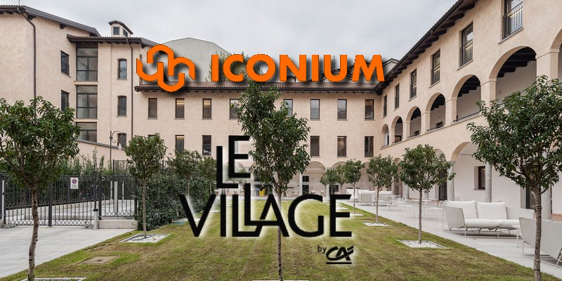 Blockchain district a Milano Iconium Le Viillage