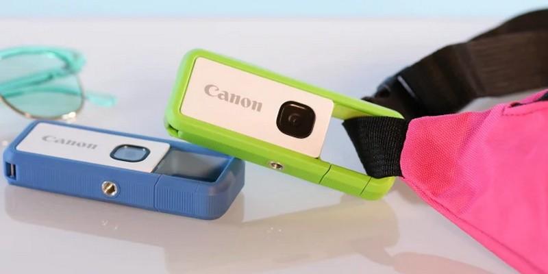 Canon campagna crowdfunding su Indiegogo