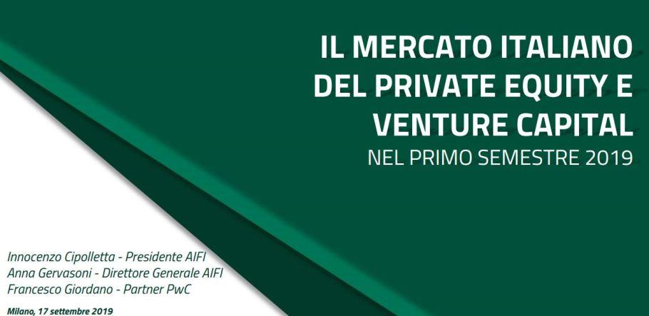 Venture Capital italiano cresce ma equity crowdfunding pesa un quinto