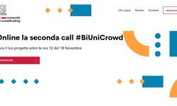 Bicocca Università del Crowdfunding seconda call