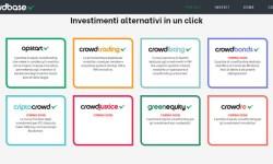 Opstart si finanzia e lancia Crowdbase