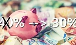 Sfuma beneficio fiscale 40 per investimenti startup e PMI innovative