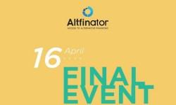 Altfinator Politecnico Milano corso finanza alternativa e final event