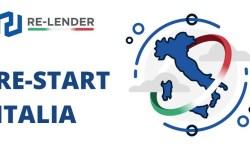 RE-Start Italia iniziativa di re-lender per le PMI