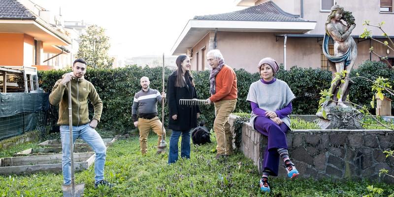 Villa mafia diventa orto botanico grazie a crowdfunding