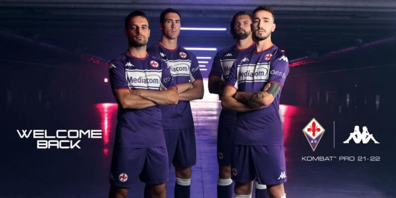 Fiorentina calcio lancia NFT della propria maglia