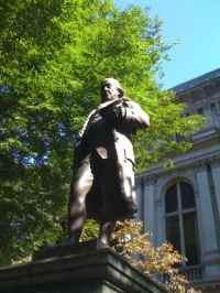 Ben Franklin Boston