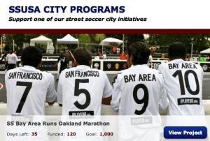 Street Soccer USA - Mimoona