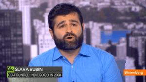 Slava Rubin on Bloomberg Serveillance