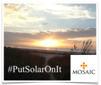 Solar Mosaic 2014 PutSolarOnIt
