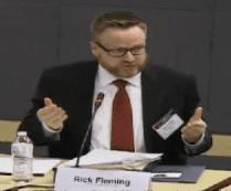 Rick Fleming at IAC meeting