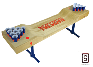 Beer Pong Blue Mountain Film