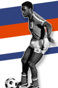 Laurie Cunningham playing