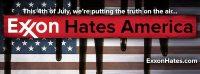 Exxon Hates America