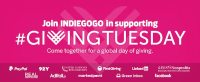Indiegogo GivingTuesday