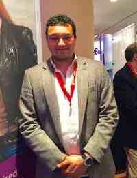 Samir Desai at Lendit 2015