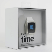 Pebble Time in a box