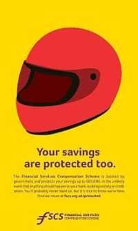 FSCS Savings Protected