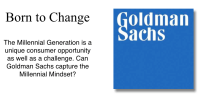 Goldman Sachs Born to Change