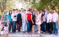 Upstart Not a Bank