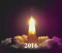 2016 Launch Rocket
