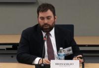 Brian Knight at ACSEC
