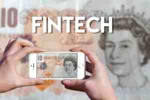 UK Fintech Money iPhone