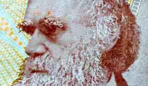 UK Charles Darwin Money