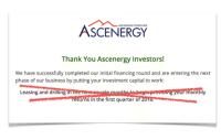 Ascernergy Not