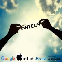 Fintech Apple Google Amazon PayPal Intuit