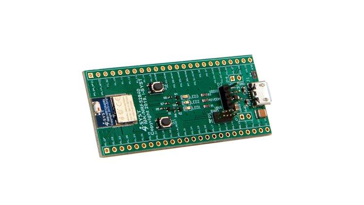 BLYST840: Tiny ARM module with Bluetooth 5.2, 46 I/O 2