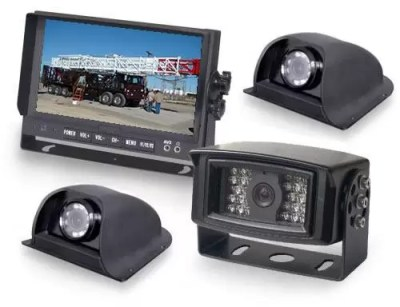 backup cameras for trucks