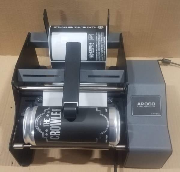 Crowler Labeler AP360