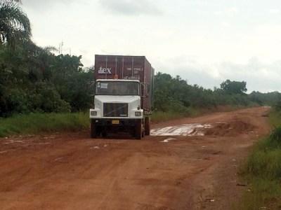 Remote locations - Truck