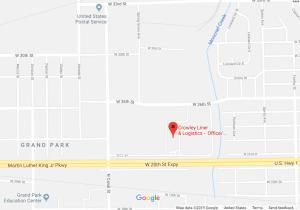Crowley Logistics Jacksonville Warehouse Seaboard Coast Line (SCL) Drive