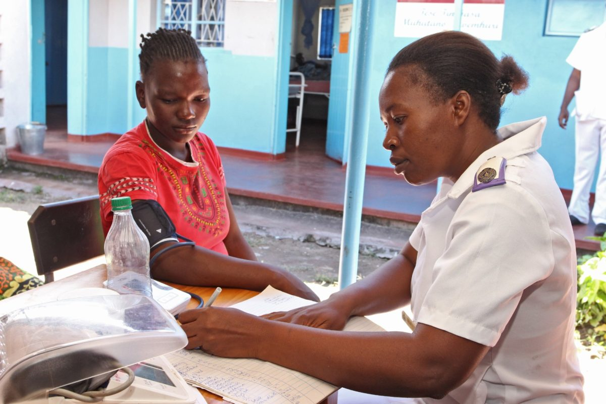 Results Based Financing For Healthcare In Zimbabwe Crown
