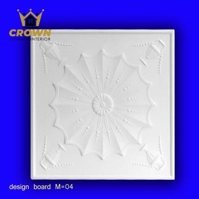 New Gypsum Board very Quality full interior design M-06