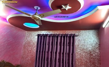 Best Gypsum False ceiling top quality interior design at Crown gypsum interior decoration