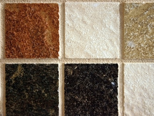 Ceramic tile and grout cleaning services from Crown Restoration Services