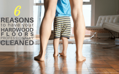6 Reasons to Have Your Wood Floors Professionally Cleaned