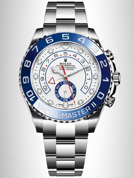 Rolex Yacht Master II Ref 116680 Malaysia Price And