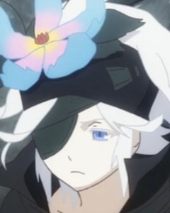 I really like Rokka's character designs. Picture from Crunchyroll's stream.