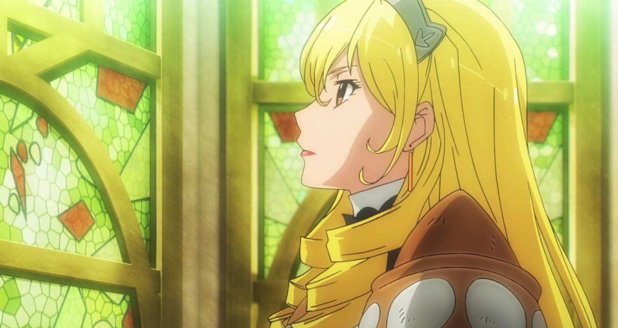 Gate Thus the JSDF Fought There Episode 21: Bozes considers her decision